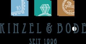 Münzhandel-Kinzel-Logo