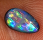 Preview: Schwarzopal 0,8 ct rolling flash